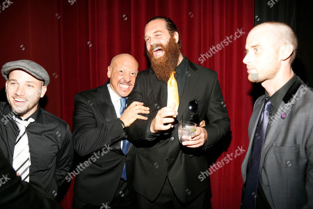 Editorial picture of Television Academy's 2014 Interactive Media Nominee Reception, North Hollywood, USA - 13 Aug 2014