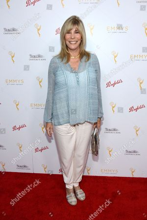 Anita Mann arrives at the Television Academy's 67th Primetime Emmy Choreographers Nominee Reception at the Montage Beverly Hills on in Beverly Hills, Calif