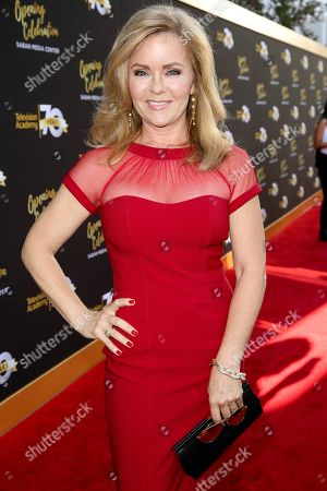 Jill Whelan arrives at the Television Academy's 70th Anniversary at The Television Academy, in Los Angeles