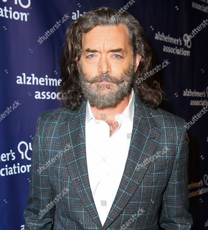 "Editorial image of The 24th Annual Alzheimer's Association ""A Night at Sardi's"" - Arrivals, Beverly Hills, USA - 9 Mar 2016"