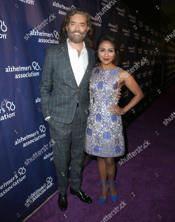 "Editorial picture of The 24th Annual Alzheimer's Association ""A Night at Sardi's"" - Arrivals, Beverly Hills, USA - 9 Mar 2016"