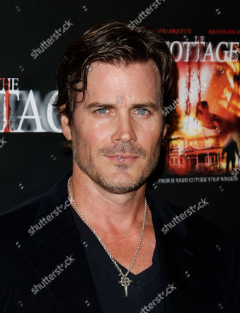 Editorial image of The Cottage Premiere, Beverly Hills, USA - 28 Sep 2012