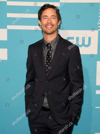 Tom Cavanagh attends The CW Network 2015 Programming Upfront Presentation at The London Hotel, in New York