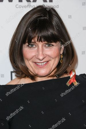 Stock Picture of Maria Djurkovic arrives at The Wrap's 6th Annual Pre-Oscar Event held at the District Restaurant, in Los Angeles