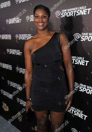 Editorial photo of Time Warner Cable Sports Launch, Los Angeles, USA - 1 Oct 2012
