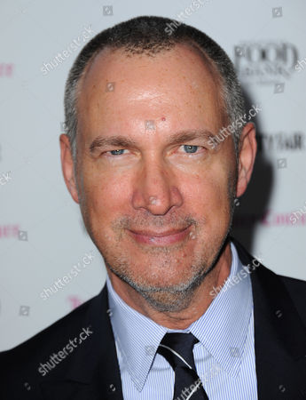 Edward Menicheschi, Publisher of Vanity Fair arrives at the Vanity Fair and Juicy Couture Celebration for the 2013 Vanities Calendar at the Chateau Marmont on in Los Angeles