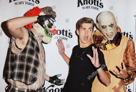 Editorial image of VIP Opening of Knotts Scary Farm HAUNT, Buena Park, USA - 3 Oct 2013