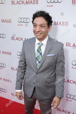 Editorial photo of Warner Bros. 'Black Mass' Premiere at 2015 International Film Festival, Toronto, Canada - 14 Sep 2015