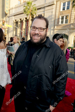 """Stock Picture of Writer/Executive Producer Anthony Bagarozzi seen at Warner Bros. Premiere of """"The Nice Guys"""" at TCL Chinese Theatre, in Los Angeles"""