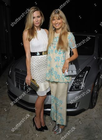 """Editorial image of Who What Wear and Cadillac Celebrate """"Style Driven: 50 Most Stylish"""" with Nicole Richie - Red Carpet, West Hollywood, USA - 24 Oct 2013"""