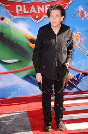 """Stock Photo of Charles Fleischer arrives at the world premiere of """"Disney's Planes"""" at the El Capitan Theatre on in Los Angeles"""
