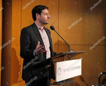 Lifetime EVP and GM Rob Sharenow introduces the Premiere of Lifetime's Whitney at the Paley Center on in Beverly Hills, Calif