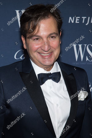 Anthony Cenname attends the WSJ Magazine Innovator Awards 2015 at The Museum of Modern Art, in New York
