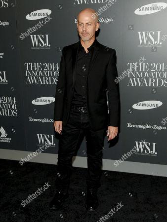 Italo Zucchelli attends the WSJ. Magazine 2014 Innovator Awards at MoMA, in New York