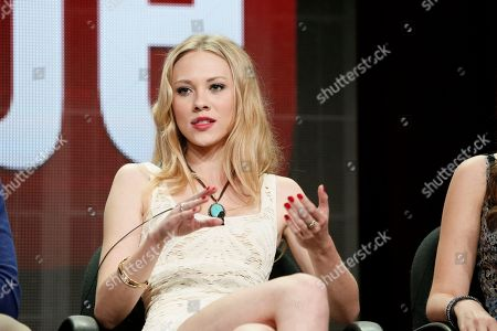 Editorial image of YouTube Channels' AwesomenessTV and WIGS TCA Panel, Beverly Hills, USA - 25 Jul 2012