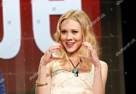 Stock Picture of Kelcie Stranahan attends the YouTube Channels' AwesomenessTV and WIGS TCA Panel at the Beverly Hilton, in Beverly Hills, California