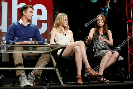 Editorial picture of YouTube Channels' AwesomenessTV and WIGS TCA Panel, Beverly Hills, USA - 25 Jul 2012
