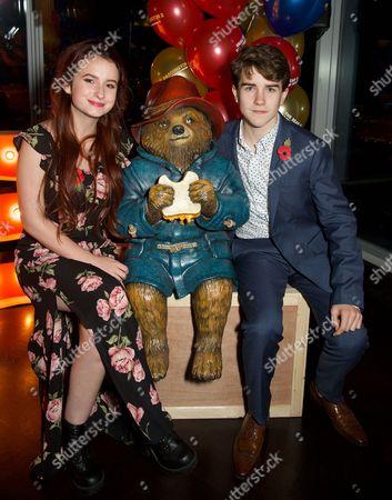 Editorial photo of 'Paddington 2' film premiere, after Party, London, UK - 05 Nov 2017