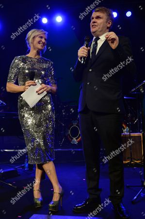 Jo Whiley and Rob Stringer