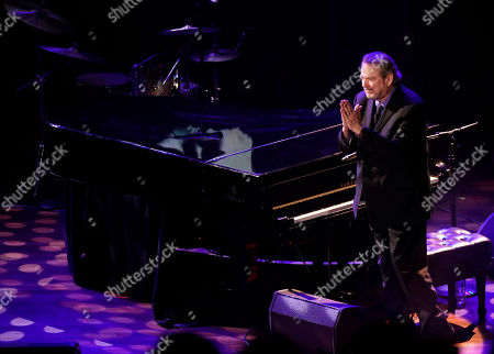 Jimmy Webb performs at the 55th Annual ASCAP Country Music Awards at the Ryman Auditorium, in Nashville, Tenn