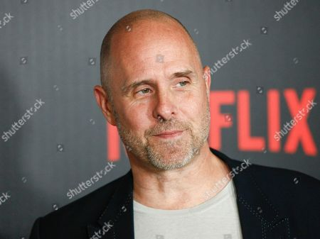 "Stock Picture of Paul Schulze attends the premiere of Netflix's ""Marvel's The Punisher"" at AMC Loews 34th Street, in New York"