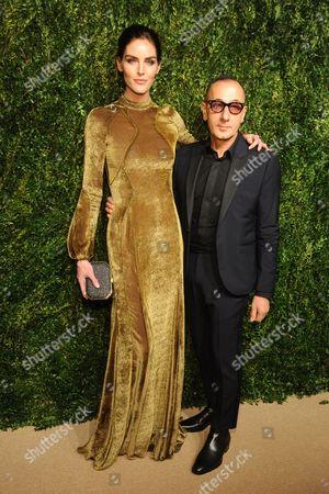 Hilary Rhoda and Gilles Mendel