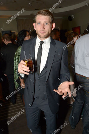 "Chris Coghill attends the ""Hello Carter"" - Post Screening Party At The Groucho Club in London on Saturday Oct, 12, 2013"