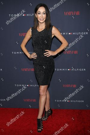 Melanie Mar attends the Zooey Deschanel for Tommy Hilfiger Collection launch event at The London Hotel on in West Hollywood, California