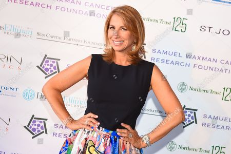 "Reality TV star Jill Zarin attends the 11th annual ""A Hamptons Happening"", benefiting the Samuel Waxman Cancer Research Foundation, at the Bridgehampton Estate of Maria and Kenneth Fishel, in New York"