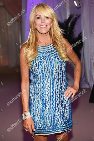 "Dina Lohan attends the 11th annual ""A Hamptons Happening"", benefiting the Samuel Waxman Cancer Research Foundation, at the Bridgehampton Estate of Maria and Kenneth Fishel, in New York"