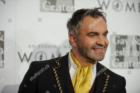 """Martyn Lawrence Bullard arrives at the 2013 """"An Evening With Women"""" event at the Beverly Hilton Hotel on in Los Angeles"""