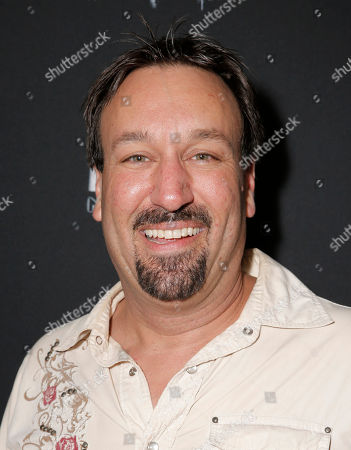 Gabriel Jarret attends the Con of Darkness, on Friday, July 19th, 2013 in San Diego, California