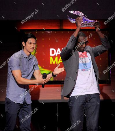 Editorial photo of 2013 Do Something Awards - Show, Los Angeles, USA - 31 Jul 2013