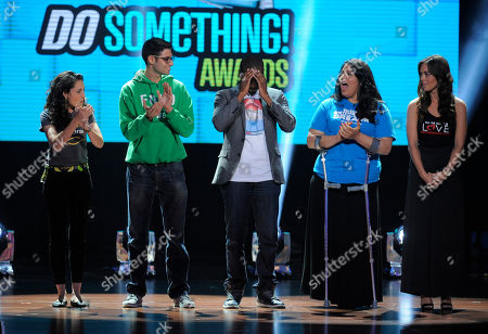 Editorial photo of 2013 Do Something Awards - Show, Los Angeles, USA - 31 Jul 2013