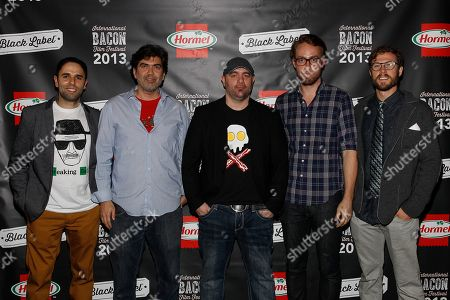 Editorial photo of 2013 International Bacon Film Festival, New York, USA - 17 Oct 2013