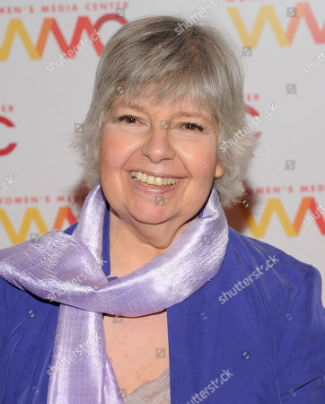 Robin Morgan attends the 2013 Women's Media Awards hosted by The Women's Media Center on in New York