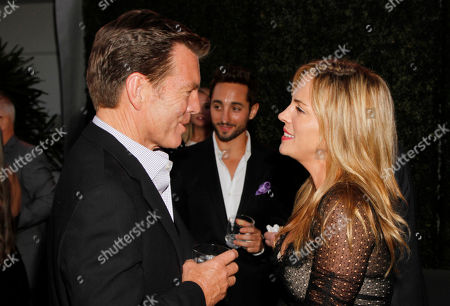 EXCLUSIVE - Peter Bergman, left, and Kelly Sullivan attend the 2014 Daytime Emmy Nominee Reception presented by the Television Academy at The London West Hollywood on