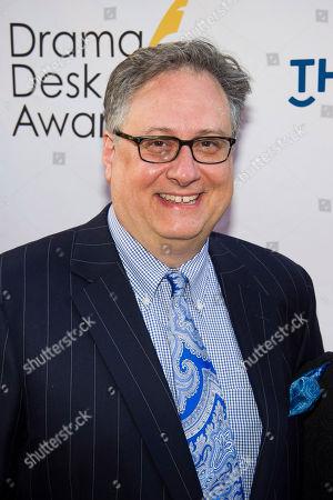 Douglas Carter Beane attends the Drama Desk Awards on in New York