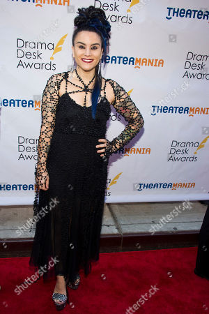 Sonya Tayeh attends the Drama Desk Awards on in New York