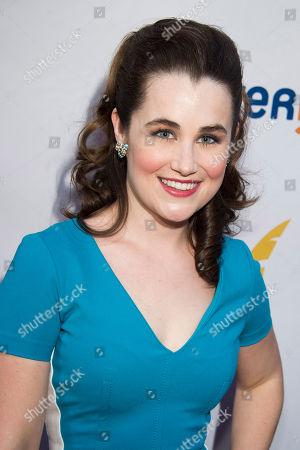 Lauren Worsham attends the Drama Desk Awards on in New York