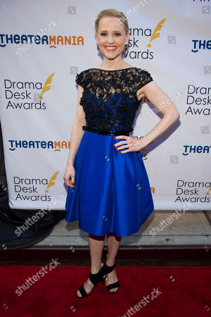 Editorial photo of 2014 Drama Desk Awards, New York, USA - 1 Jun 2014