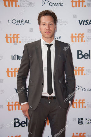 "Director Gabe Polsky seen at the premiere of ""Red Army"" at the Ryerson Theatre during the 2014 Toronto International Film Festival, in Toronto, Ontario"