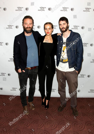 """Editorial picture of 2014 Tribeca Film Festival - """"Electric Slide"""" Premiere, New York, USA - 22 Apr 2014"""