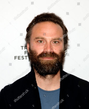 """Stock Picture of Director Tristan Patterson attends the world premiere of """"Electric Slide"""" at the 2014 Tribeca Film Festival, in New York"""