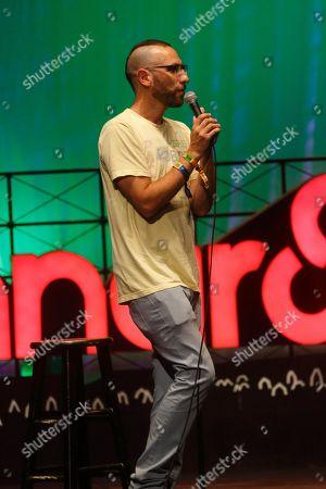 Editorial photo of 2015 Bonnaroo Music and Arts Festival - Day 1, Manchester, USA - 11 Jun 2015