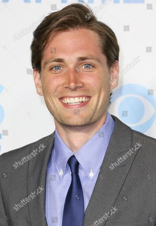 Stock Photo of Zack Conroy arrives at the 2015 Daytime Emmy Awards CBS After Party at The Hollywood Athletic Club, in Los Angeles