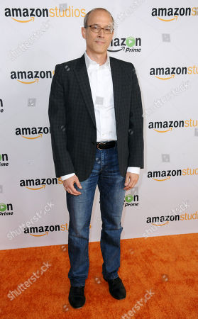 "Producer David W. Zucker attends ""The Man in the High Castle"" photo call at the Amazon Summer TCA Tour at the Beverly Hilton Hotel, in Beverly Hills, Calif"