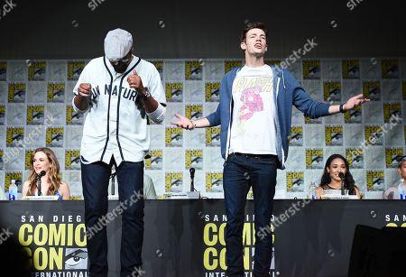 "Editorial image of 2016 Comic-Con - ""The Flash"" Panel, San Diego, USA - 23 Jul 2016"