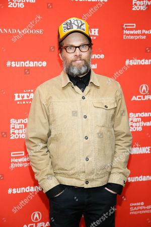 "Editorial image of 2016 Sundance Film Festival - ""Certain Women"" Premiere, Park City, USA - 24 Jan 2016"