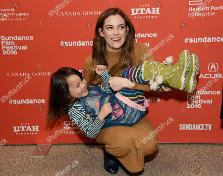 """Editorial picture of 2016 Sundance Film Festival - """"Lovesong"""" Premiere, Park City, USA - 25 Jan 2016"""